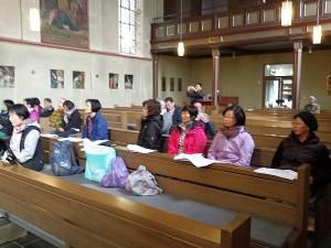 Koreanische Pilgergruppe.16.04 (6)